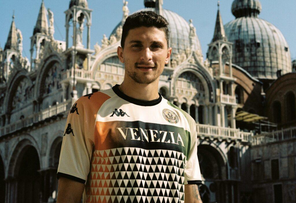 Mattia Caldara - foto Venezia FC