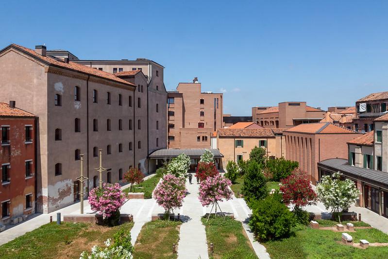 Residenza studentesca di San Giobbe - Credits @Ca' Foscari