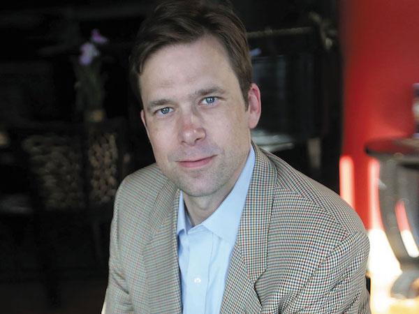 Christopher Bollen