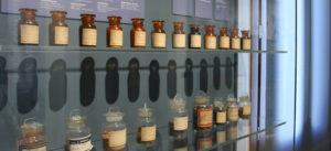 Un dettaglio del Museo della Follia di San Servolo